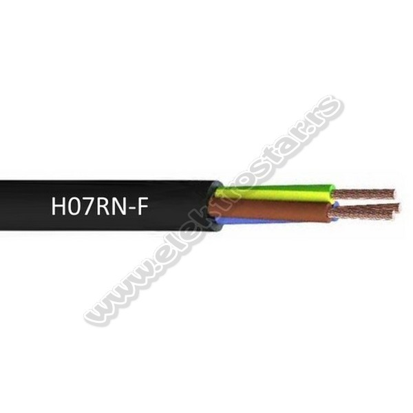 H07RN-F 2x1