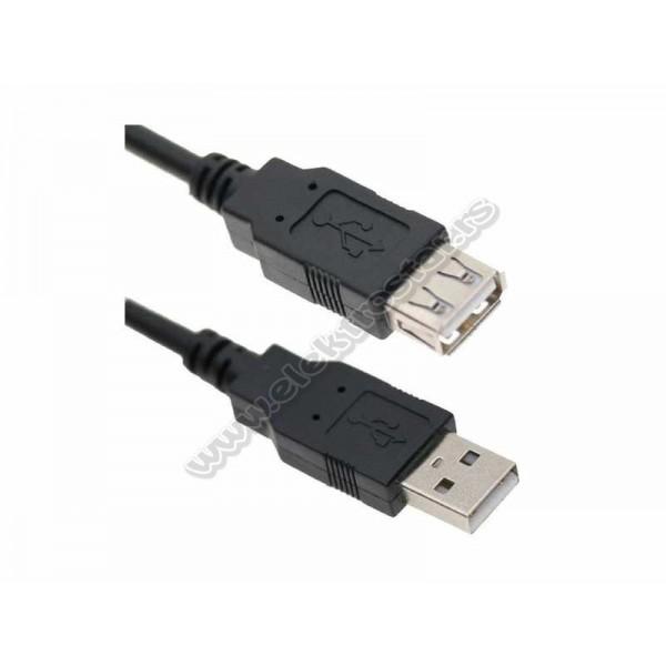 USB 2.0 KABEL PRODUZNI 3m