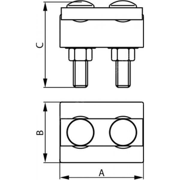 AL-AL 6-50mm STEZALJKA FEMAN