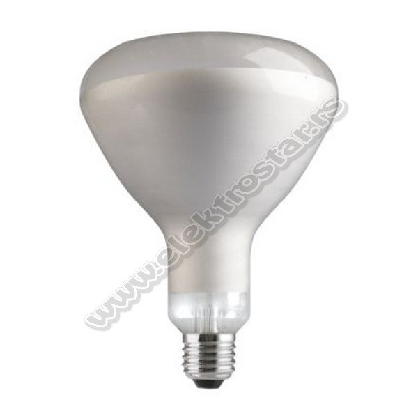 GE28724 250W E27 CLEAR INFRA