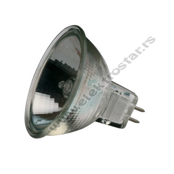 HALOGENA DIC.12V/35W MR16 BB