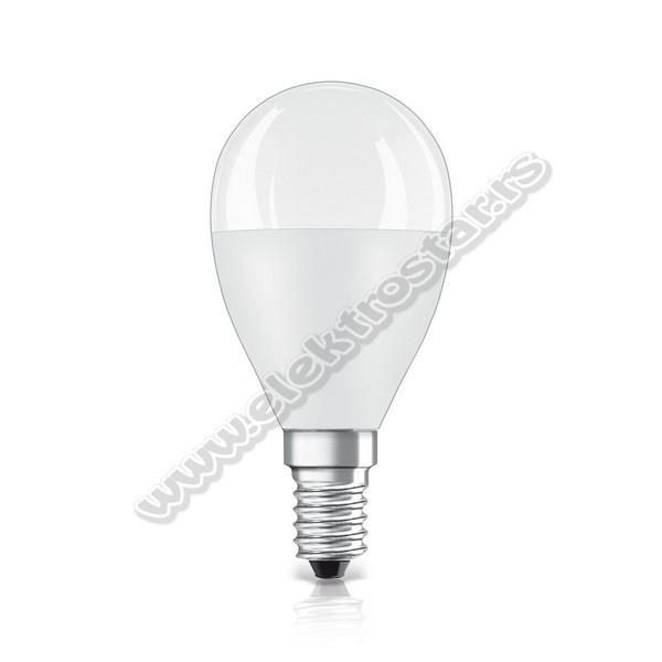 LED KUGLA 7W/840 E14 CLP60 OSRAM