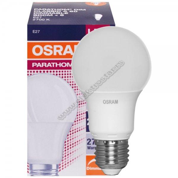 LED SIJALICA 8,5W/827 E27 OPAL DIMABILNA PARATHOM ...