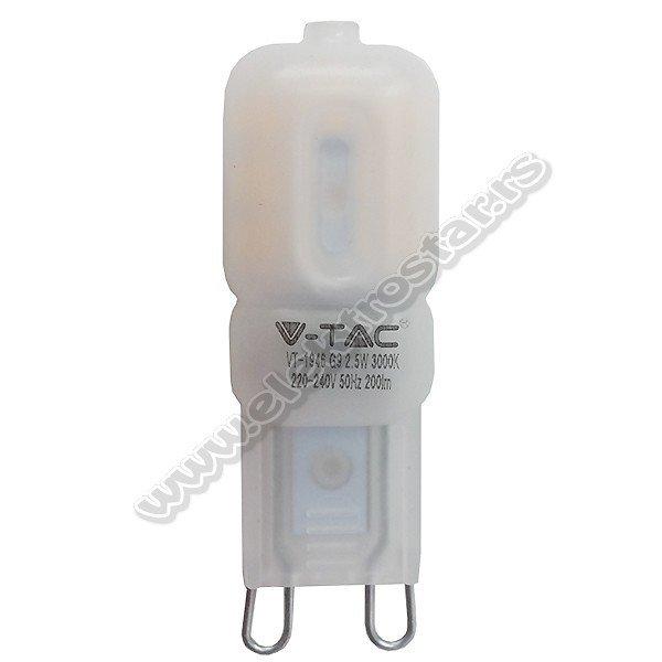 LED SIJALICA G9 2,5W 4500K V-TAC