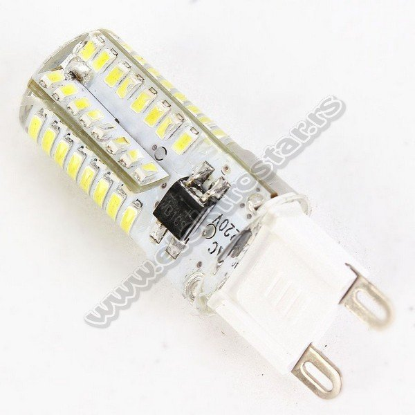 LED G-9 2,2W 3200K BB DIMABILNA