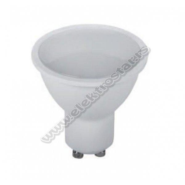 LED DIMABILNA 6,5W 4000K GU10 ELMARK SMD2835