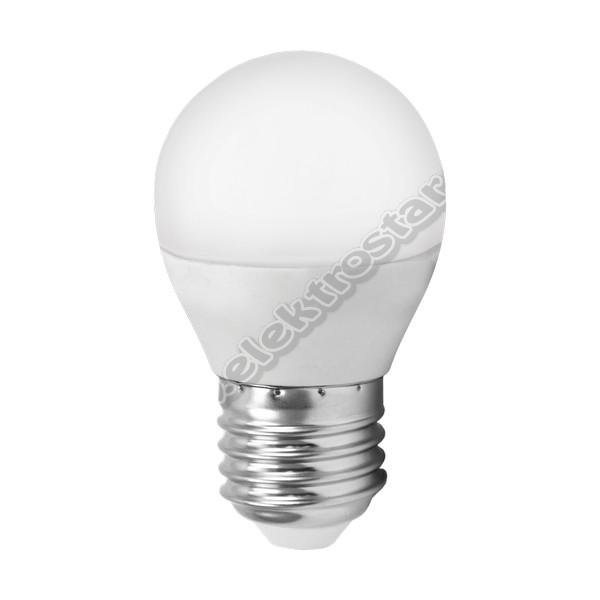 10764 LED KUGLA E27 4W 4000K