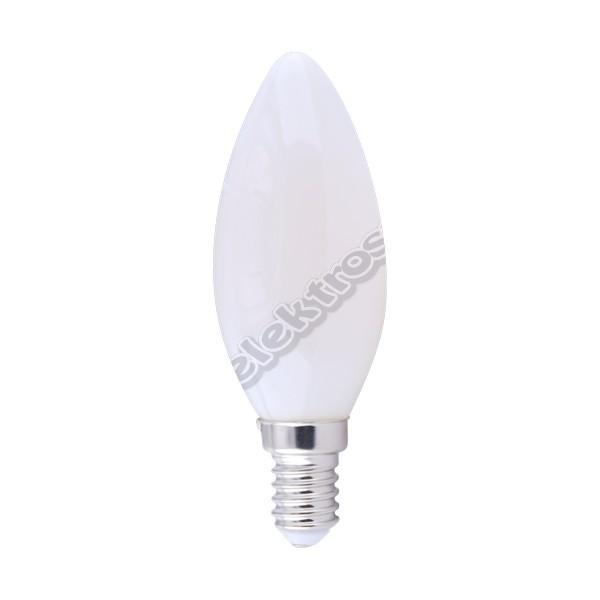 11657 LED SVECA E14 4W OPAL 2700K