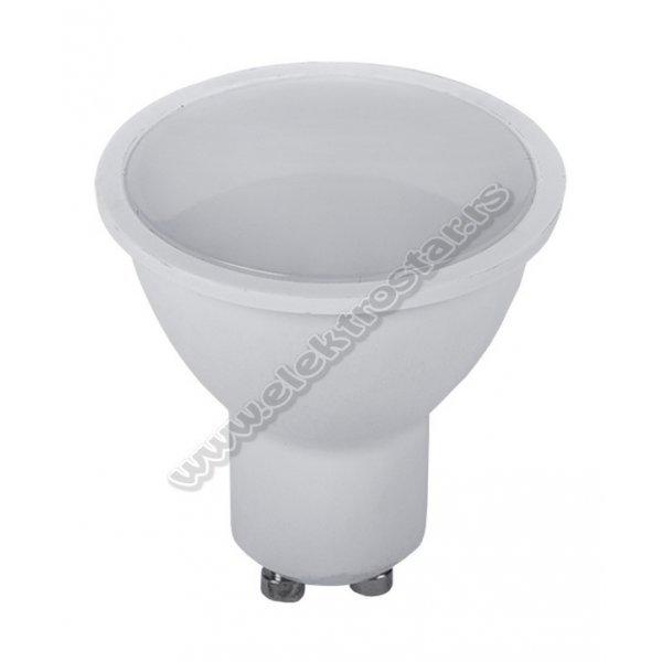 LED GU10 6W SMD5050 CRVENA SIJALICA
