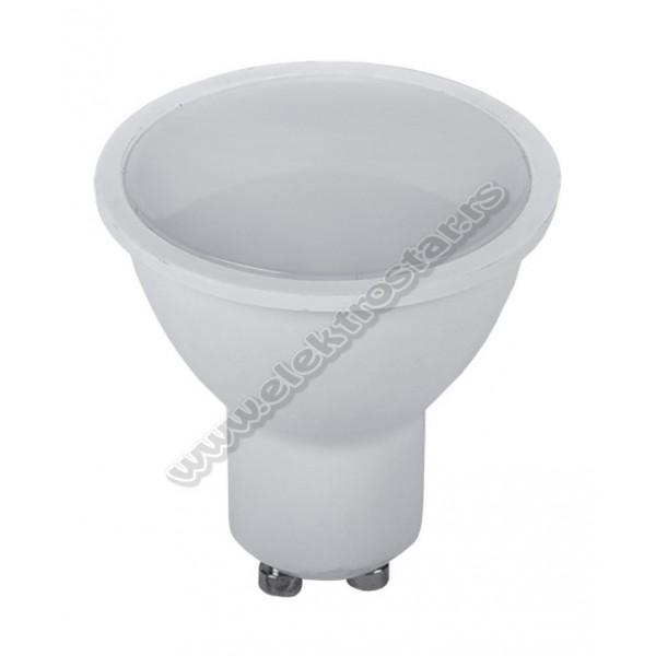 LED GU10 6W SMD5050 PLAVA SIJALICA