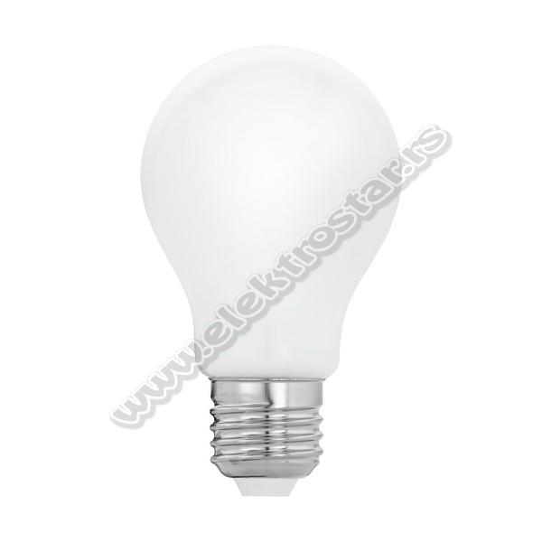 11768 LED 7W E27 KLASIK OPAL 2700K DIMABILNA