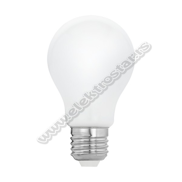 11765 LED 8W E27 KLASIK OPAL 2700K