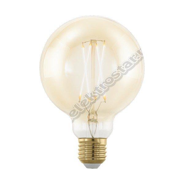 11693 LED 4W E27 G95 1700K SIJALICA