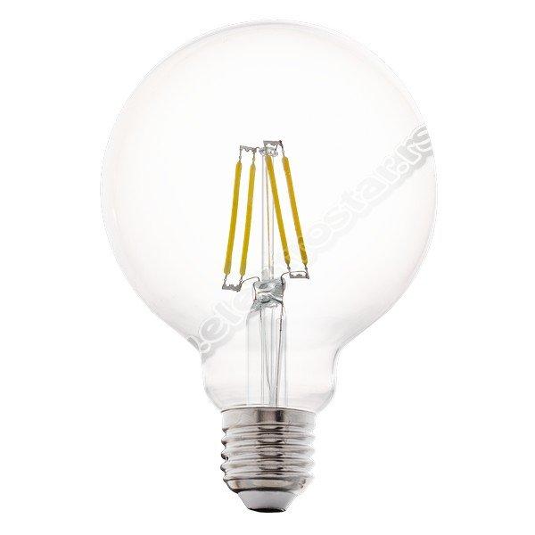 11502 LED 4W E27 G95 BISTRA 2700K
