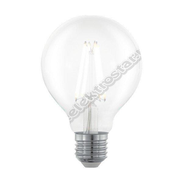 11702 LED 6W E27 G80 2700K SIJALICA