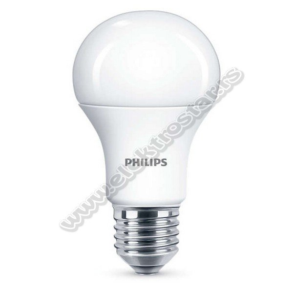 LED KLASIK 10W 4000K E27 A60 PHILIPS