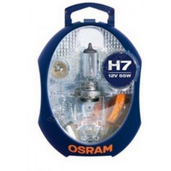 AUTO KOMPLET H-7 OSRAM