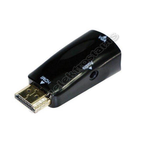 HDMI NA VGA + AUDIO ADAPTER
