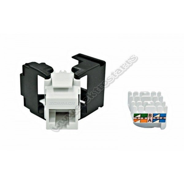 TOOLLESS LINE RJ45 CAT.6 UTP  HSEMRJ6UWS