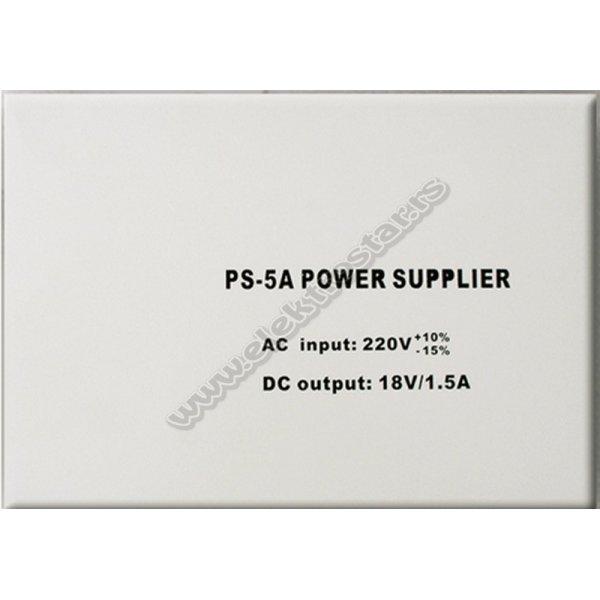 NAPAJANJE PS-5A SA MODULOM ZA OTKLJUČAVANJE ZA C100