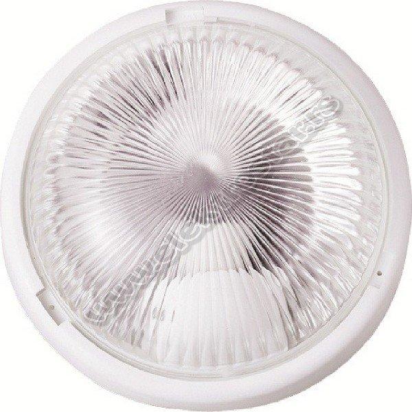 M030 PLAFONSKA LAMPA BELA IP44 1X60W E27 MITEA