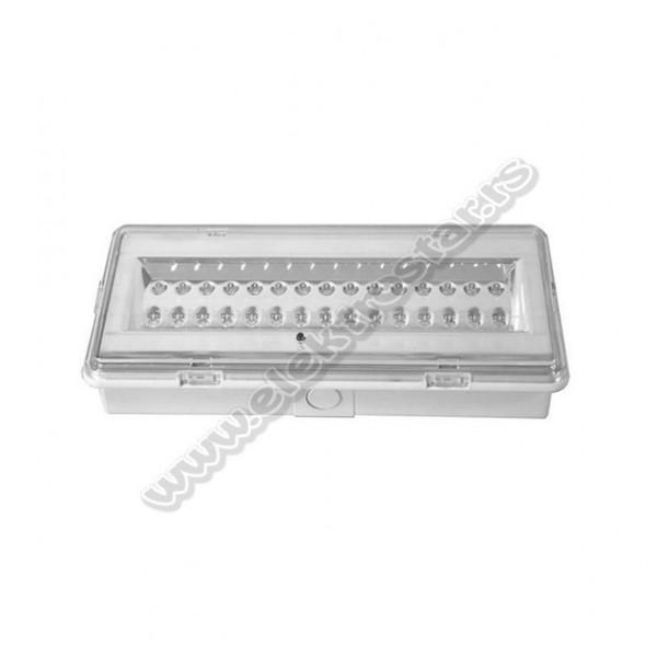 PANIK LAMPA LE507L IP65 30 LED NADGRADNA/UGRADNA