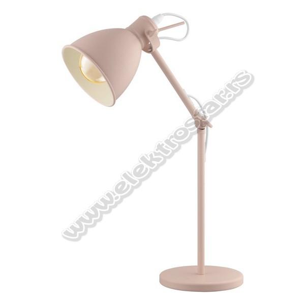 49086 STONA LAMPA PRIDDY E27