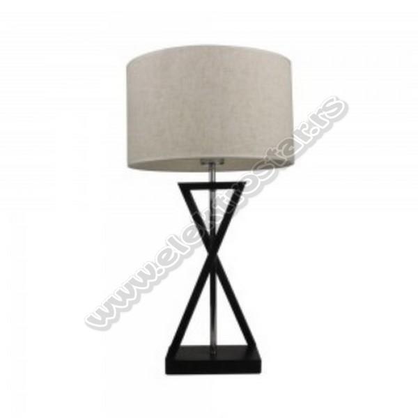 STONA LAMPA 1XE27 CRNA V-TAC 40391