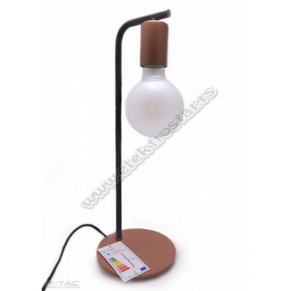 STONA LAMPA 1XE27 BRONZA  V-TAC 40331