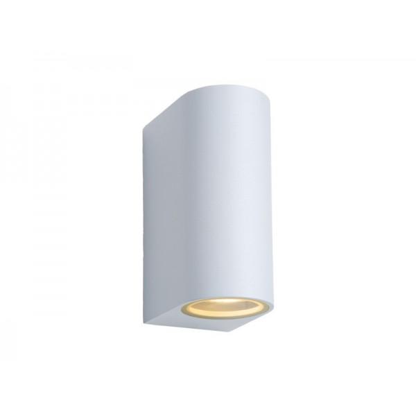 GRW1872-W SPOLJNA LAMPA SOLED 2xGU10 BELA IP44