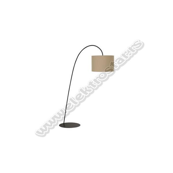 3464 PODNA LAMPA ALICE COFFEE 1 X100W E27