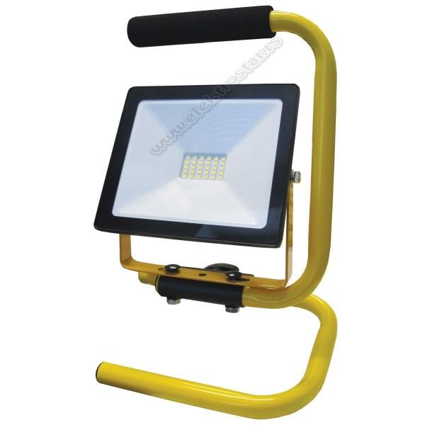 LED REFLEKTOR 20W NA POSTOLJU ELR035