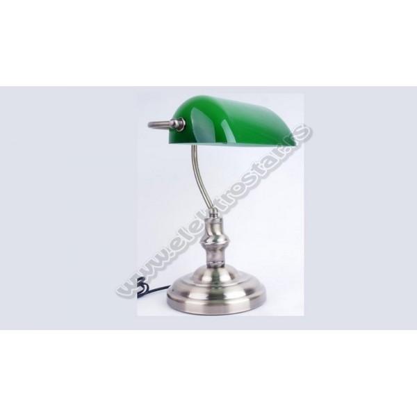 MT-090 LAMPA BANKARKA ZELENA
