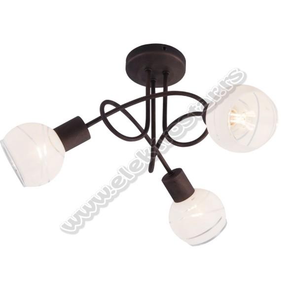M150331 SPOT LAMPA 3XE14 40W