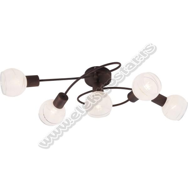 M150332 SPOT LAMPA 5XE14 40W