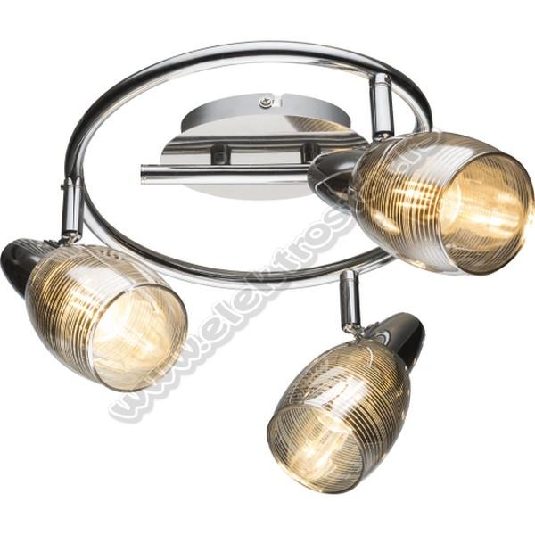 M160832 SPOT LAMPA 3XE14 40W