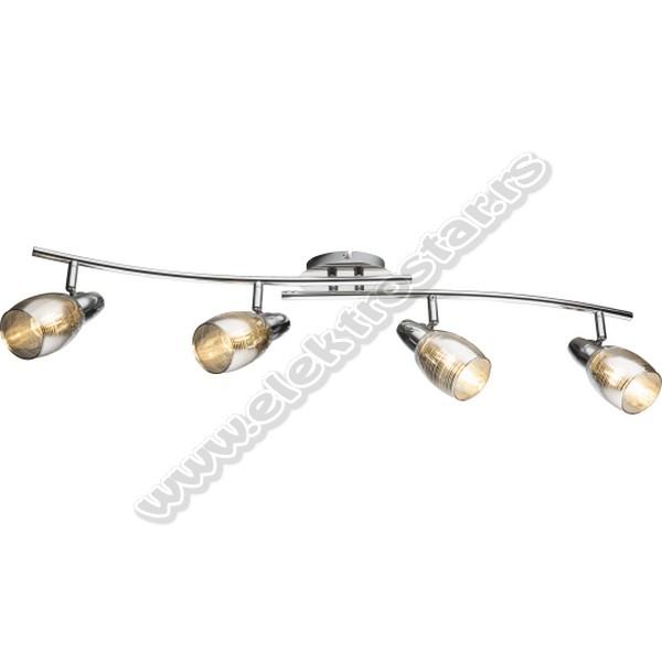 M160840 SPOT LAMPA 4XE14 40W