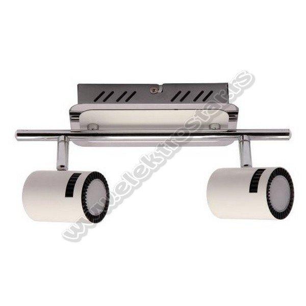 M140420 SPOT LED LAMPA 2X5W 3000K SMD MITEA