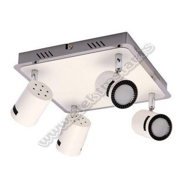 M140441 SPOT LED LAMPA 4X5W 3000K SMD MITEA