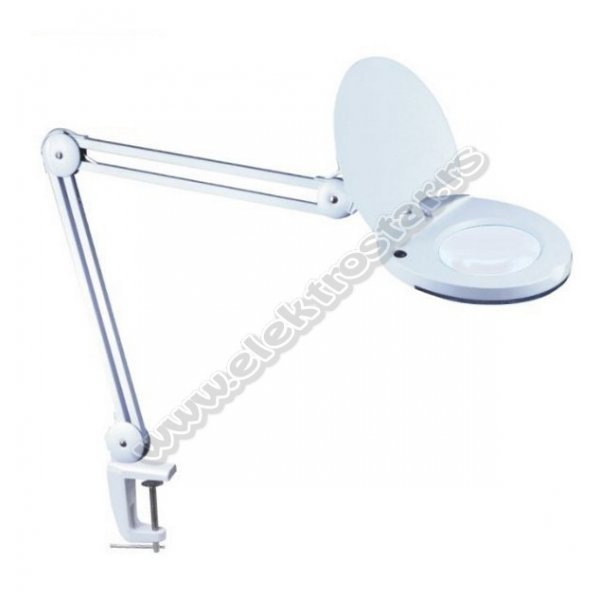 STONA LAMPA SA LUPOM 60 LED BELA LLP6025