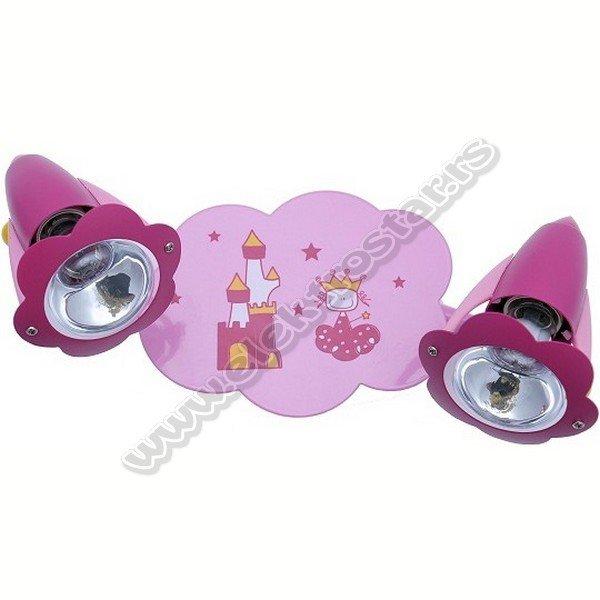 M261 C2 SPOT LAMPA 2XR50 40W E14