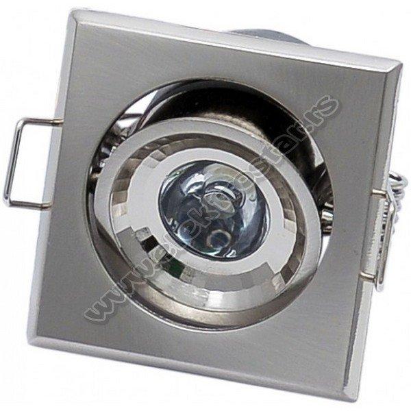 M2046 LED UGRADNI KOMPL SATEN H.