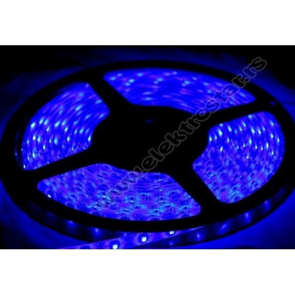 LED TRAKA PLAVA 3528 300LED 5m 12V