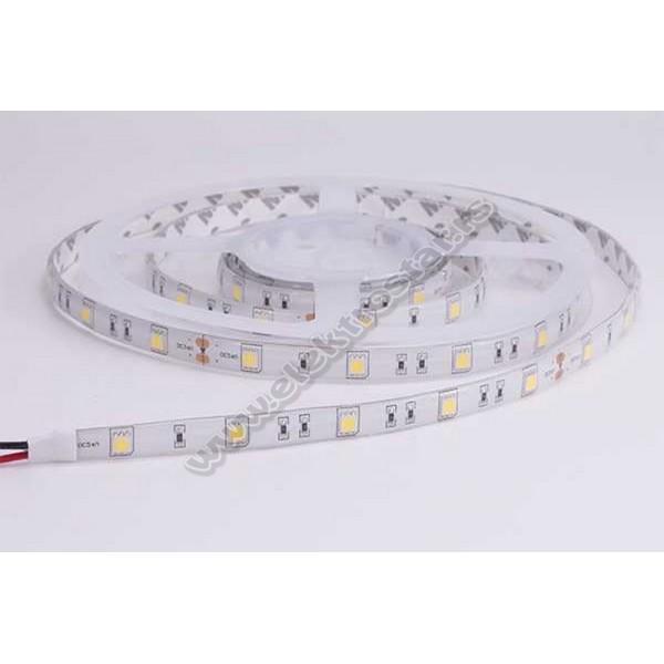 LED TRAKA 5050 6500K 300LED 10.8W IP65 12VDC 2148