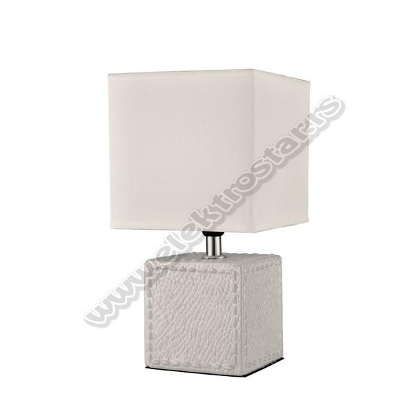 20508 STONA LAMPA WANDA 1XE14 BEŽ
