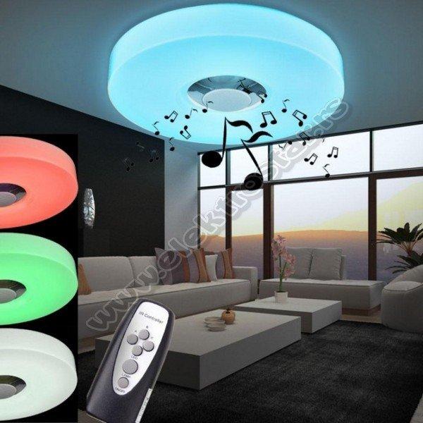 746030 PLAFONJERA PRIMA LED SMD 2700-6000K + RGB L...