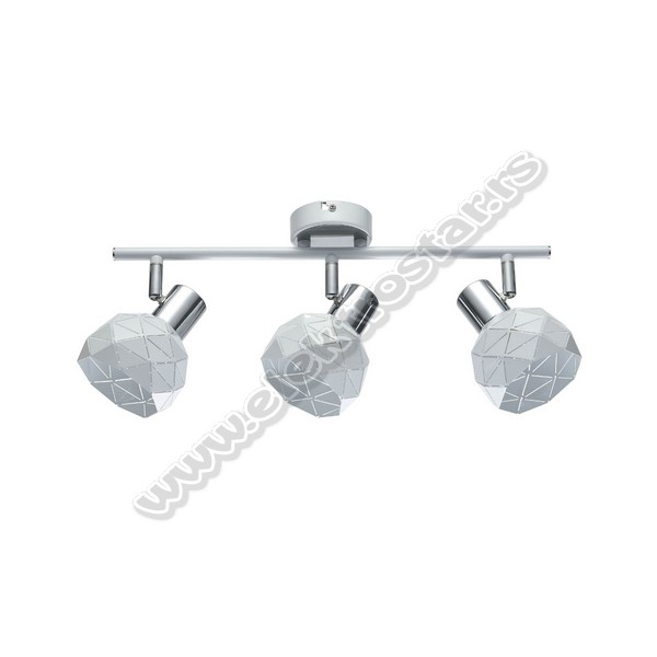 50080-3 EDGE SPOT LAMPA 3X40W E14