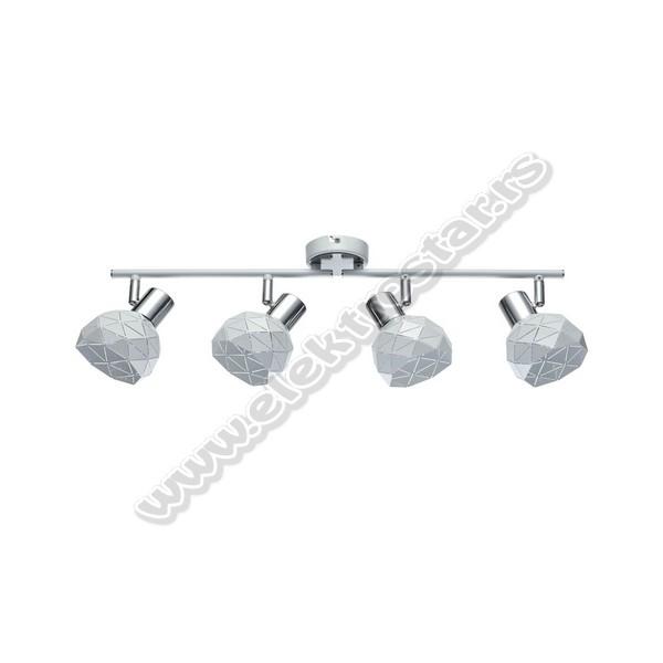 50080-4 EDGE SPOT LAMPA 4X40W E14