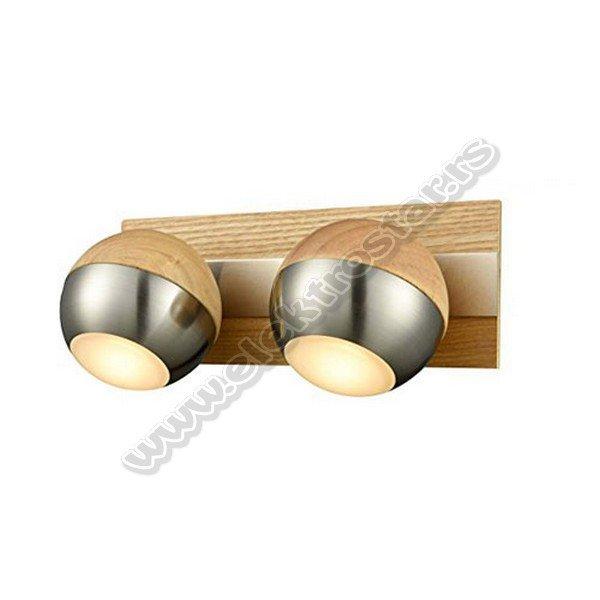 762032-2 SPOT LAMPA LED VERUS 2X6W SMD