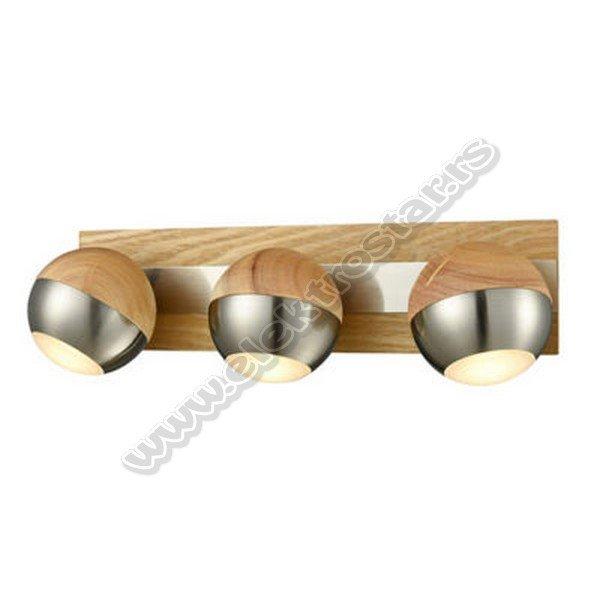 762032-3 SPOT LAMPA LED VERUS 3X6W SMD